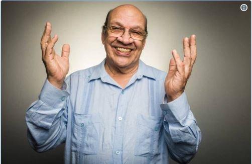Muere Cayito Aponte  SE VA LA AUDICIÓN..  ╬ Que en Paz descanse. Humorista Venezolano. Orgullo del País. Dios le Bendiga ♥