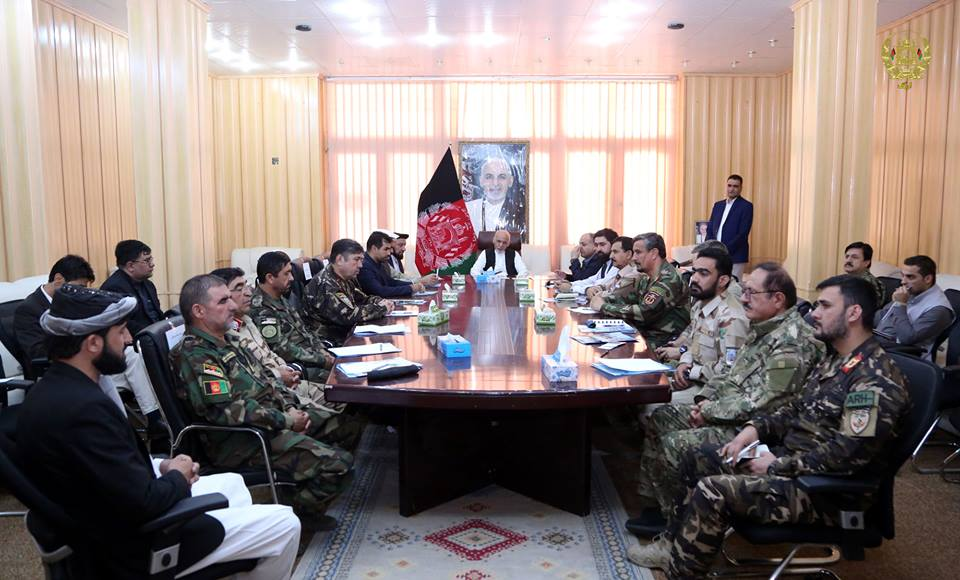 Ghani announces $20m for rebuilding Ghazni City: By Saifullah Maftoon on 17 August 2018 GHAZNI CITY (Pajhwok): President Ashraf Ghani on Friday promised a thoroughgoing investigation into the five-day siege of the capital of southern Ghazni province by… dlvr.it/QgCzpH