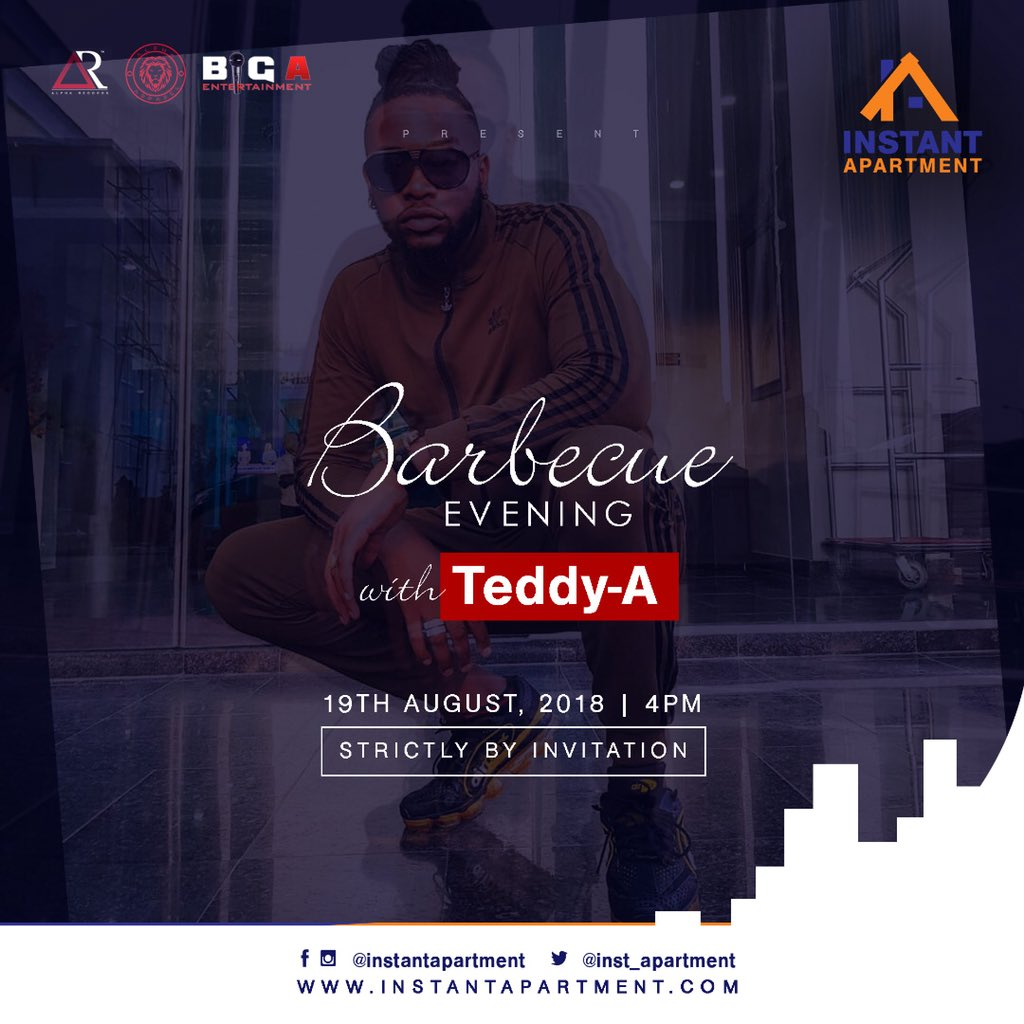 #bbnaija  Hope u guys are not sleeping on dis one though, Everyone is invited...zaddy!! .#bamteddy<br>http://pic.twitter.com/8836fOL1SP