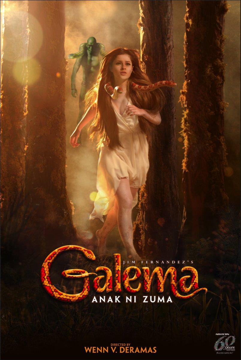 Galema: Anak ni Zuma -  (2013)