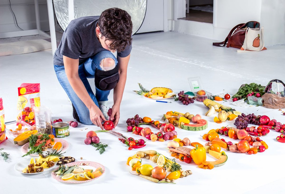 Check out how @marmaladebleue uses her food art to fight AIDS: bit.ly/2MPKe83