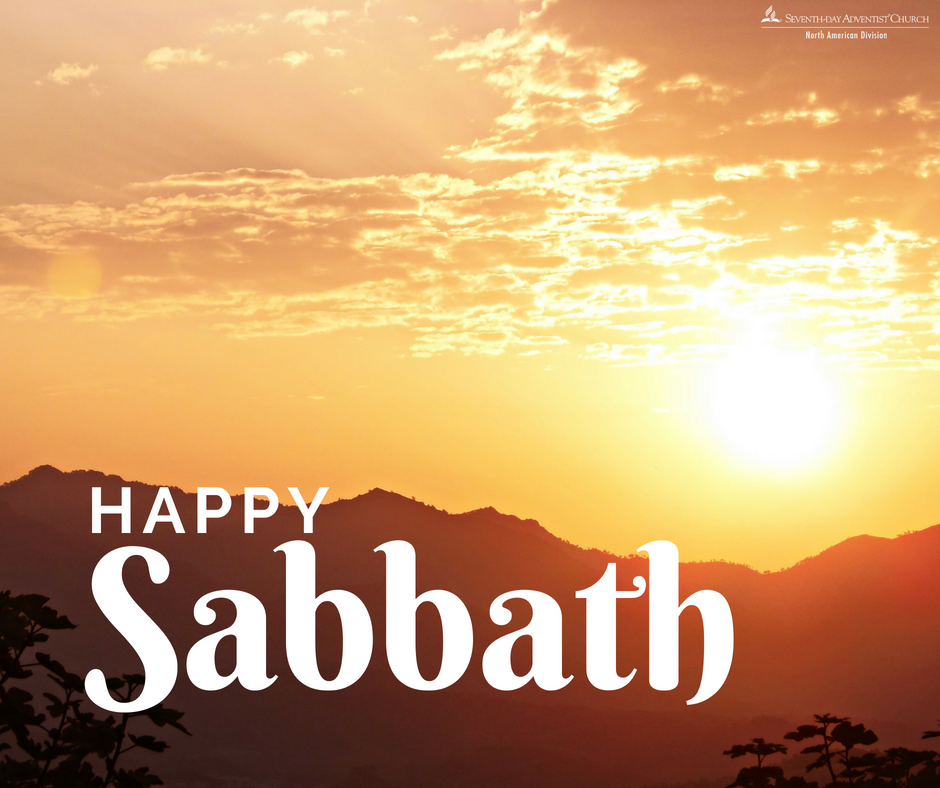 Nad Adventist On Twitter How Will You Usher In The Sabbath