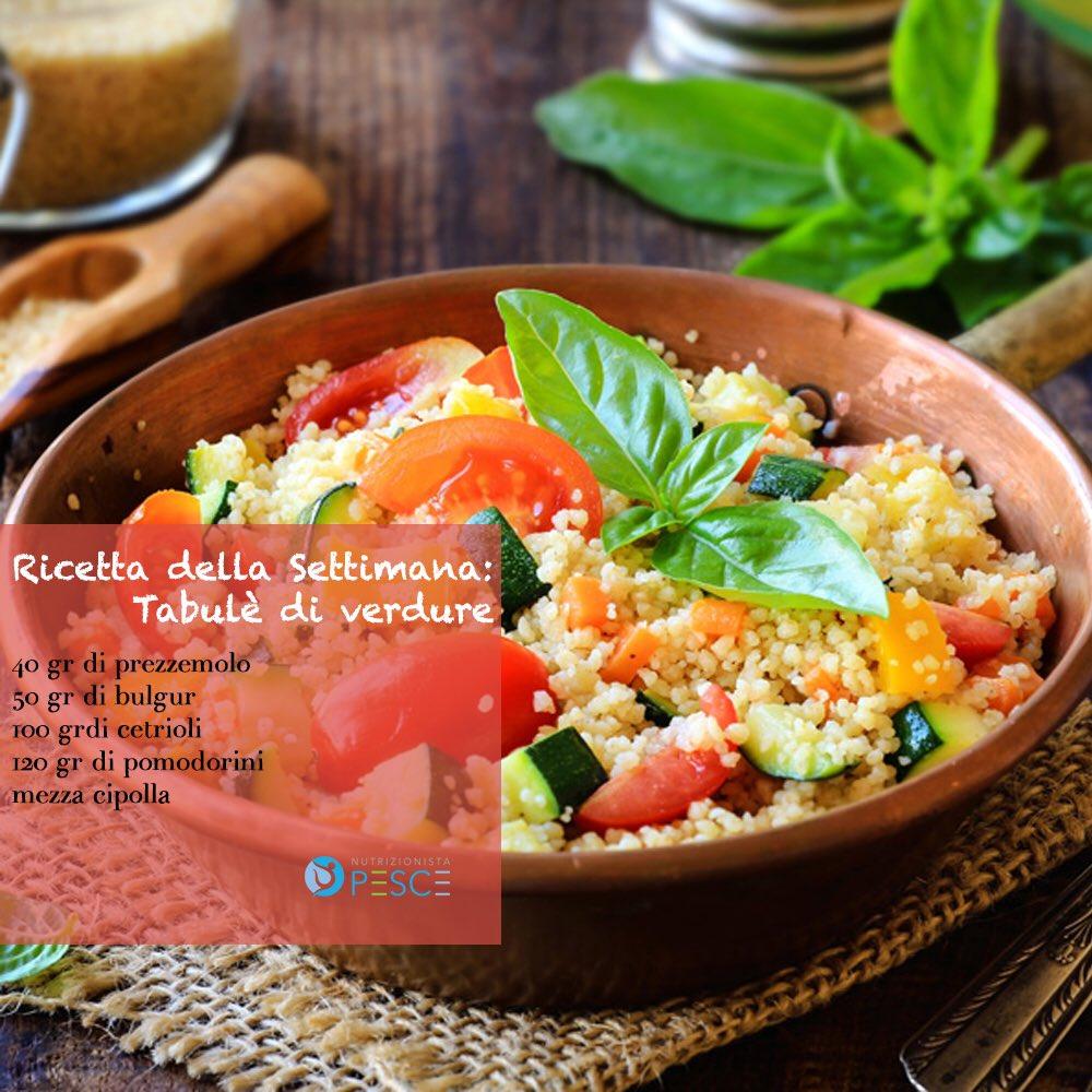 http://ItalyGourmet.co #Cucina #ItalianRecipesQuesta settimana vi proponiamo la #ricetta del #tabulè di verdure con #Bulgur #pomodoro e #cetriolo #healthyfood #estate2018 #recipe #bonappetit — Nutrizionista Pesce (@nutrizionista) August 17, 2018 - Ukustom