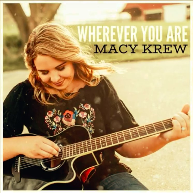 #NewMusicAlert Go checkout @macykrewmusic&#39;s debut single &quot;Wherever You Are&quot;..It&#39;s amazing!   Listen Here   https:// youtu.be/D_E99NSxjQE  &nbsp;    Get Macy&#39;s #WhereverYouAre on iTunes  https:// apple.co/2BjSrjx  &nbsp;    #NewCountryMusic #NewMusicFriday #CountryMusic<br>http://pic.twitter.com/76NNR1yt4i
