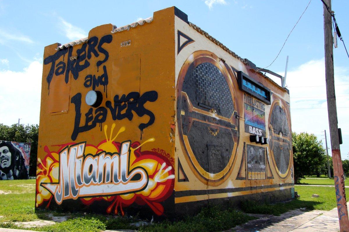 From my #trip down to #Miami for the #BreaksYo #event!!  #breakbeat #breaks #dj #producer #electronicmusic #miamibeach #florida #djlife #nightlife #bassmusic #party #miamiflorida #dancemusic #electronicdancemusic #bass #beats #wynwood #goodtimes #edm #travel #graffiti #streetart<br>http://pic.twitter.com/K8Hd2CVJtJ
