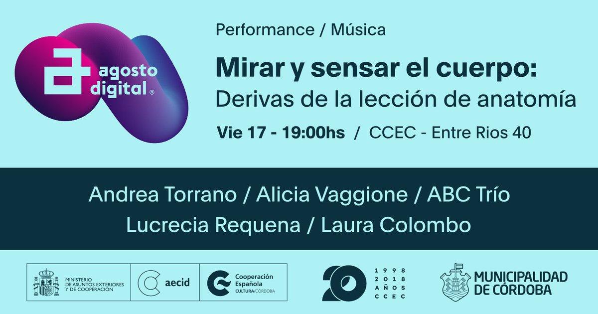 Centro Cultural España Córdoba on Twitter: \