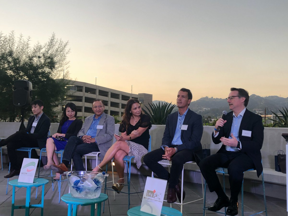 Bardi Co. at the ICOs, Crypto Currency &amp; Blockchain Talk - Our Vice President, Paolo Casarella, was one of the thought leaders talking about innovation in corporate financing. <br>http://pic.twitter.com/vME6V9zcsV