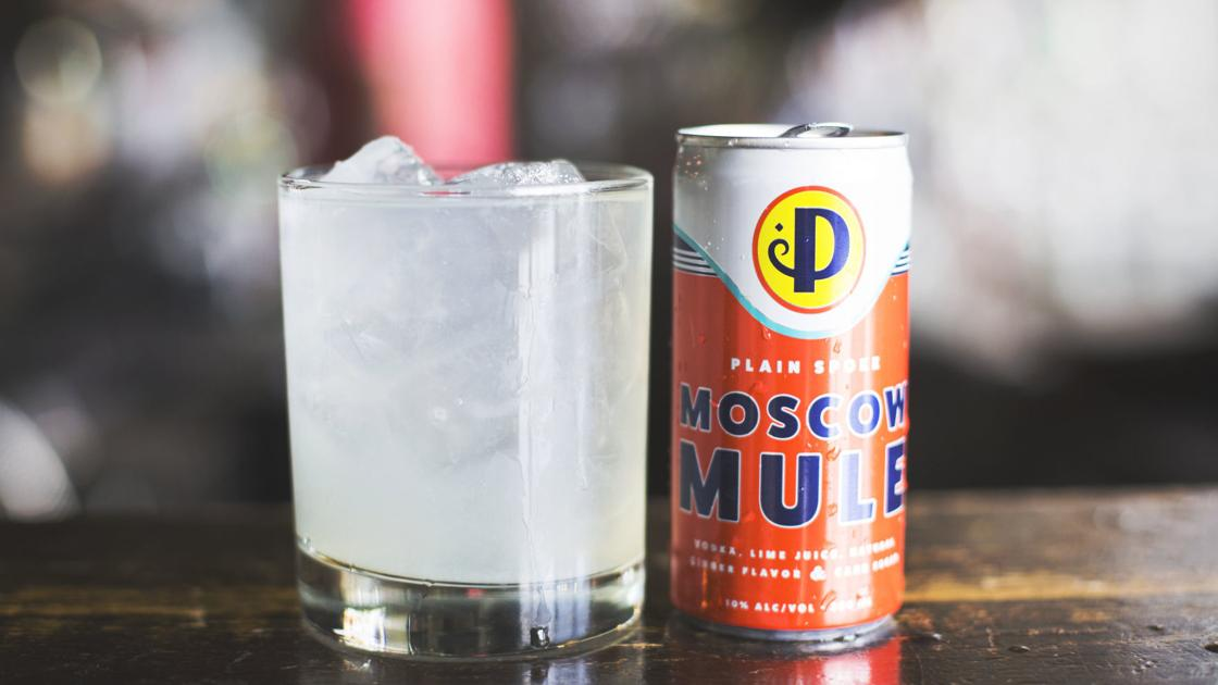 Salud! Can it! Madison cocktail company Plain Spoke introduces Moscow Mules to go dlvr.it/QgDPlz