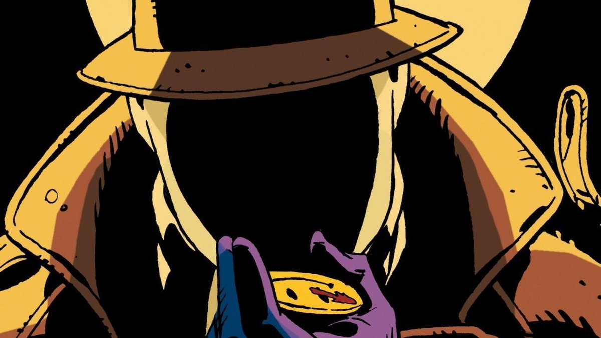 It's official! HBO has ordered a Watchmen TV series!  https://t.co/3zqWQ2tqG7