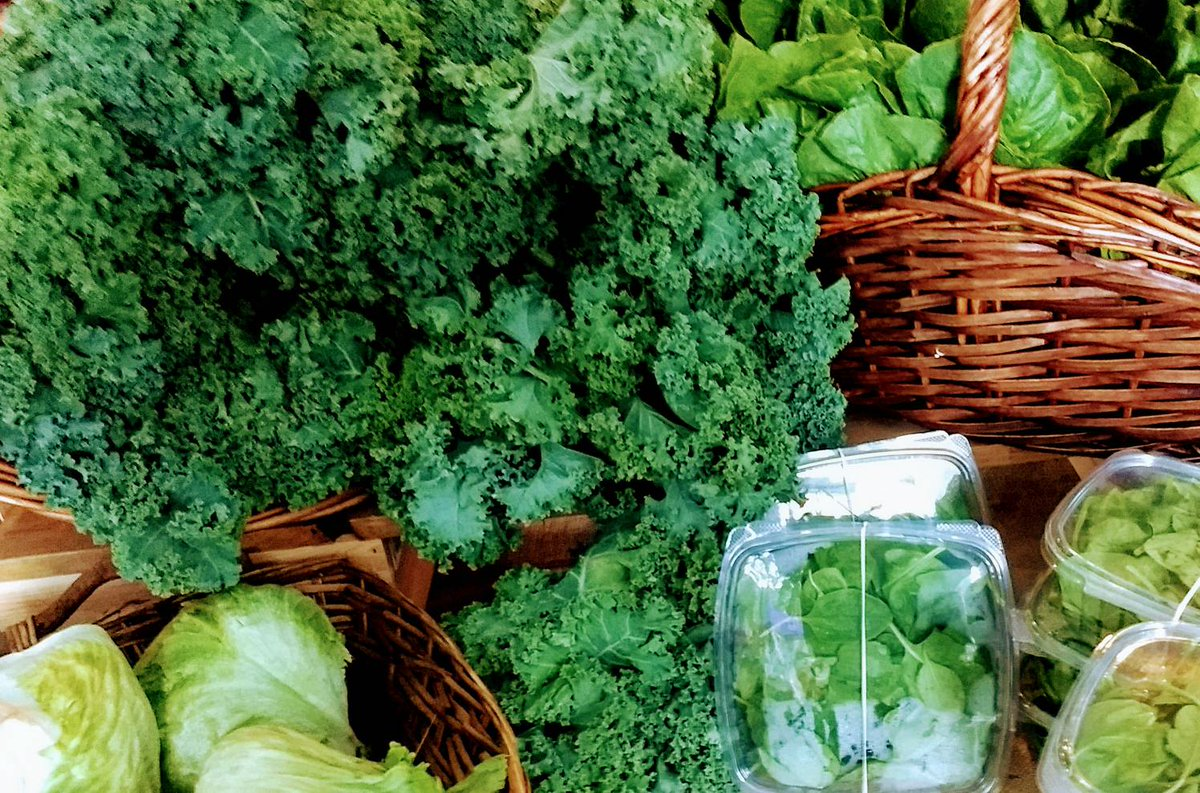 Kale yes! Lettuce show you our tasty  greens. #GreengrocerShop #OceanPinesMd #LocalGreenGrocer https://t.co/vJhj9aHyAs