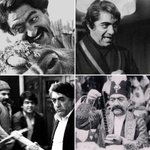 """Legendary Iranian actor, Ezatollah Entezami, dies at 94. Over decades of artistic life, he worked with prominent directors and played lead roles in memorable Iranian films. From the darkest and most serious characters, to the most comic roles. Rest in Peace """"Mr. Actor""""."""