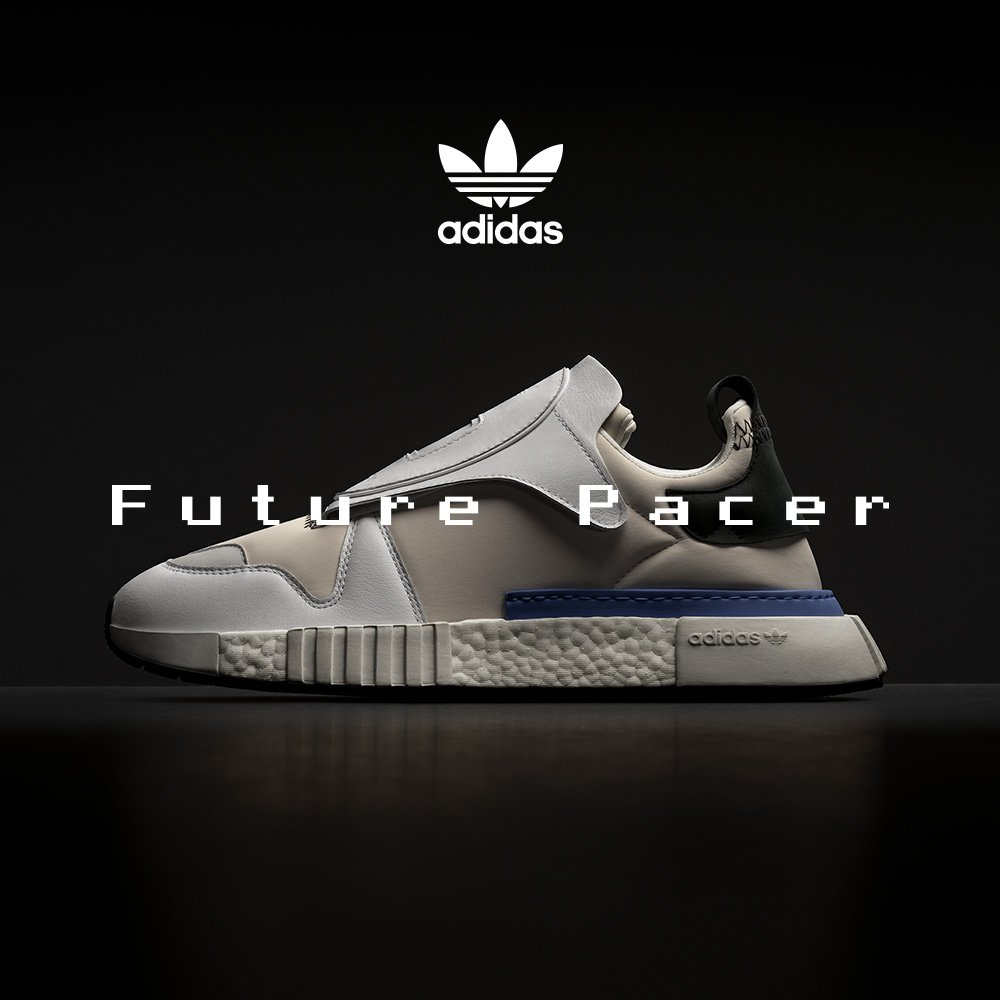 competitive price 9ef14 d2abe Lust México presenta  Adidas Future Pacer. Disponible ya directamente en  sucursal Polanco y Guadalajara