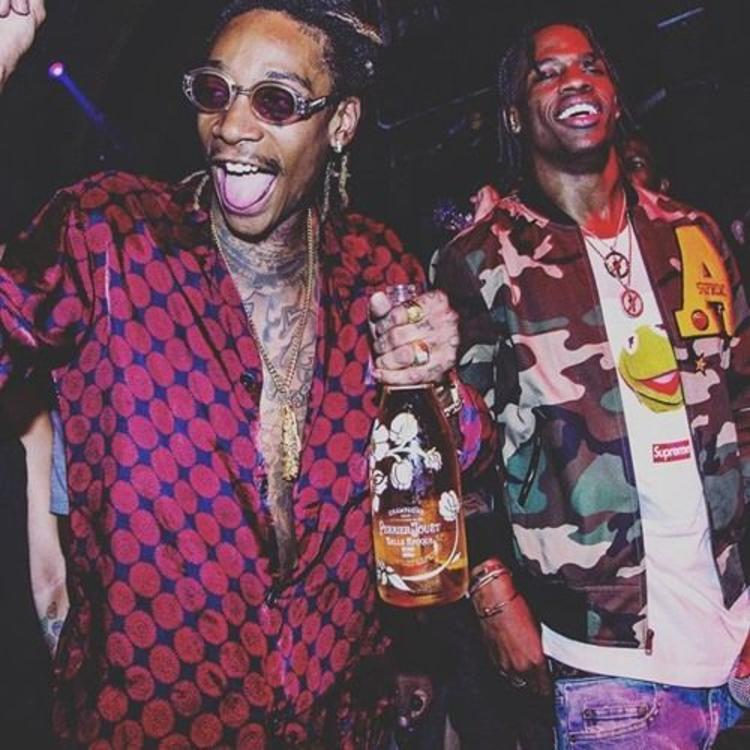 [NEW] Wiz Khalifa & Travis Scott - Trippin [Audio] go.shr.lc/2Mx6gje