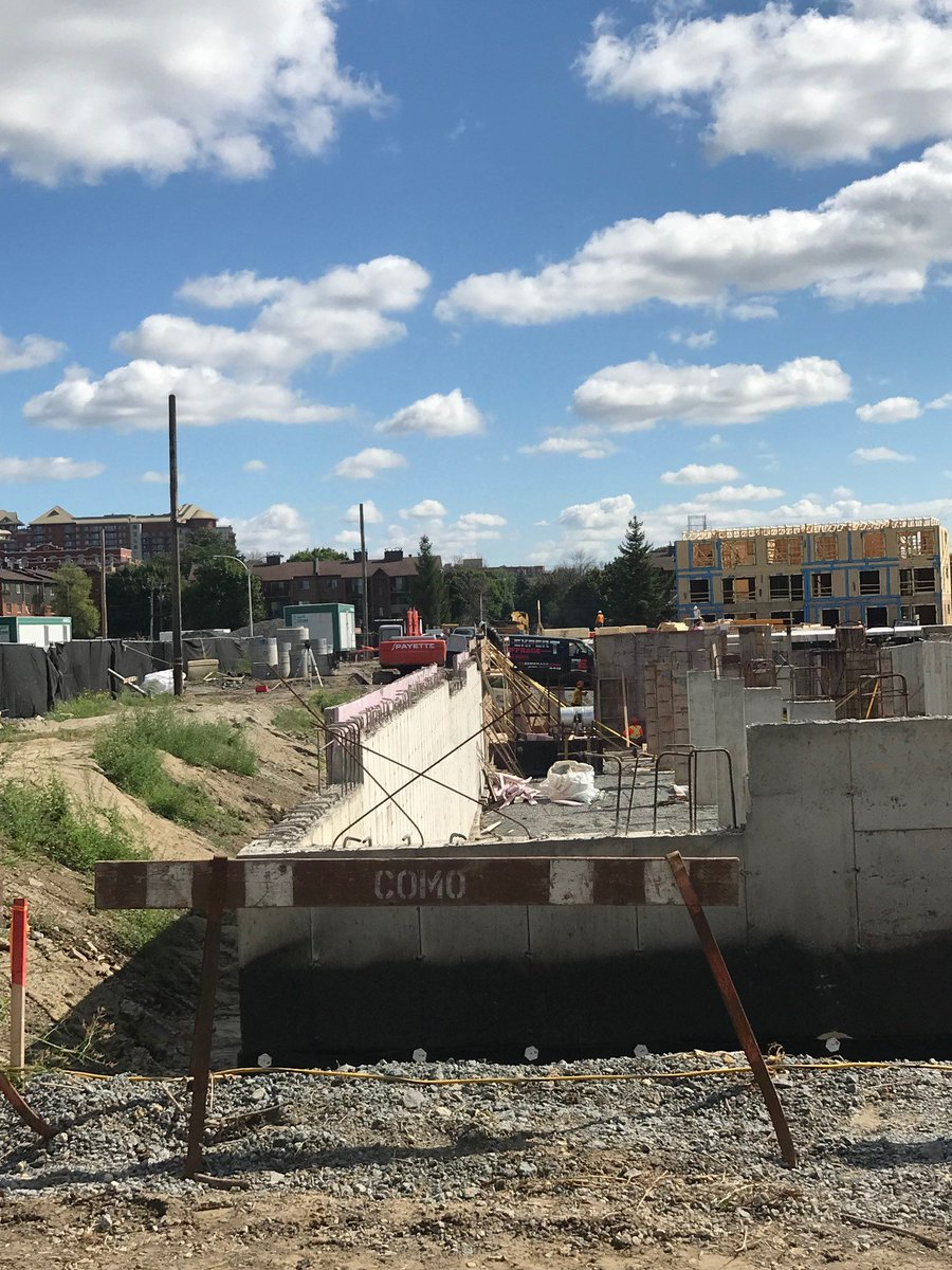 test Twitter Media - Les Immeubles Val-Martin in Laval, #QC is getting a makeover! 124 units contaminated by mould were demolished & new ones are being built for low-income families: https://t.co/ChOAPoQXyg https://t.co/E4bXTS71eK