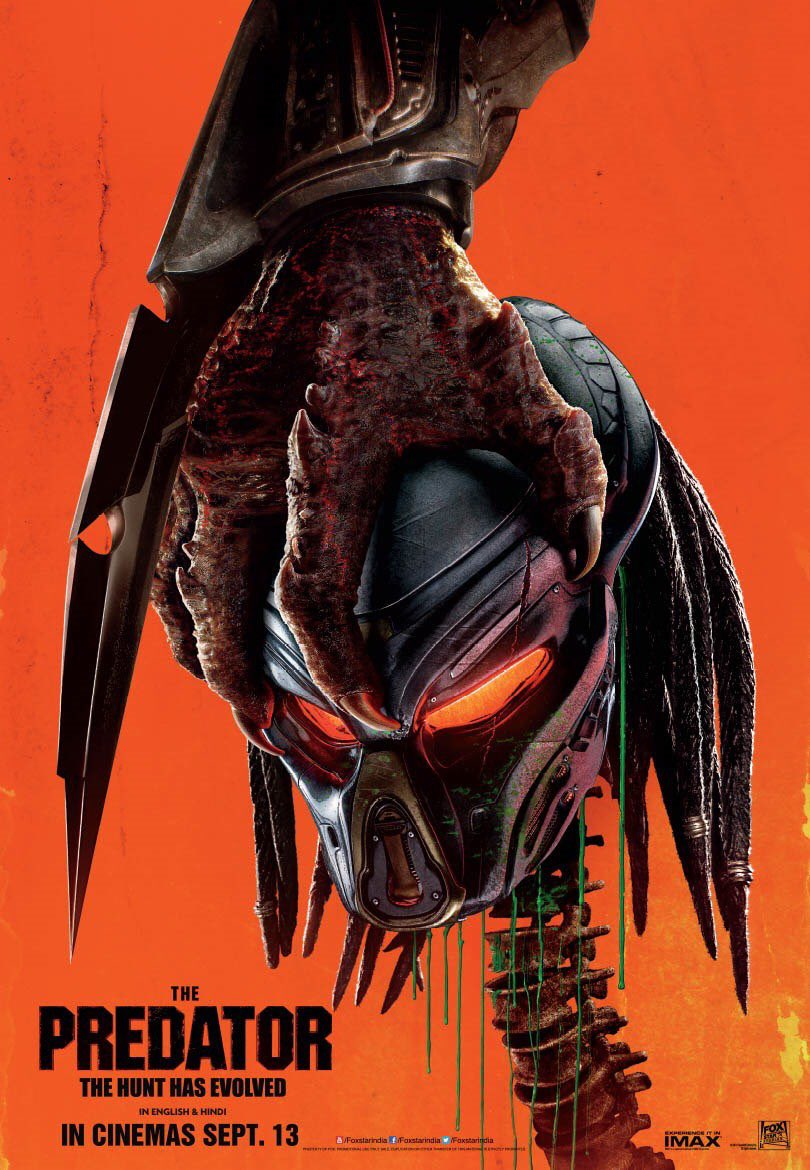 #ThePredator Latest News Trends Updates Images - muvipedia