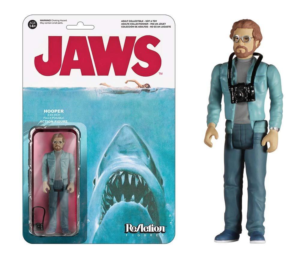 RICHARD DREYFUSS as Hooper – Action Figure JAWS (1975) by Steven Spielberg #horror #shark <br>http://pic.twitter.com/c0vDRyDkad