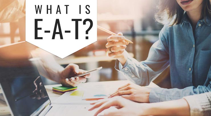 E-A-T is the most important acronym for Google today. It&#39;s affecting how high quality Google deems your website. How can you use it to rank better? Click the link below to learn more. --&gt;  https:// bit.ly/2MwqJ7G  &nbsp;  <br>http://pic.twitter.com/Q5lKWZ1f2z