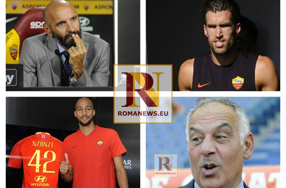"News della giornata. #Strootman: ""#Nzonzi ha scelto la Roma, segnale importante"". Botta e risposta #Pallotta-#DeLaurentiis, termina il mercato#ASRoma #Calciomercatohttps://romanews.eu/notizie-roma/news-della-giornata-strootman-nzonzi-ha-scelto-la-roma-segnale-importante-botta-e-risposta-pallotta-de-laurentiis-termina-il-mercato/  - Ukustom"