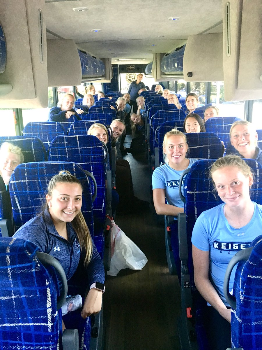 On our way to Barry University for our exhibition game! LET'S GO #Seahawks <br>http://pic.twitter.com/siYJ93vF8g