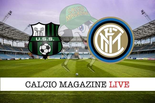 #fantacalcio Sassuolo – Inter: cronaca diretta, risultato live #calcio https://ift.tt/2nLk0J2  - Ukustom