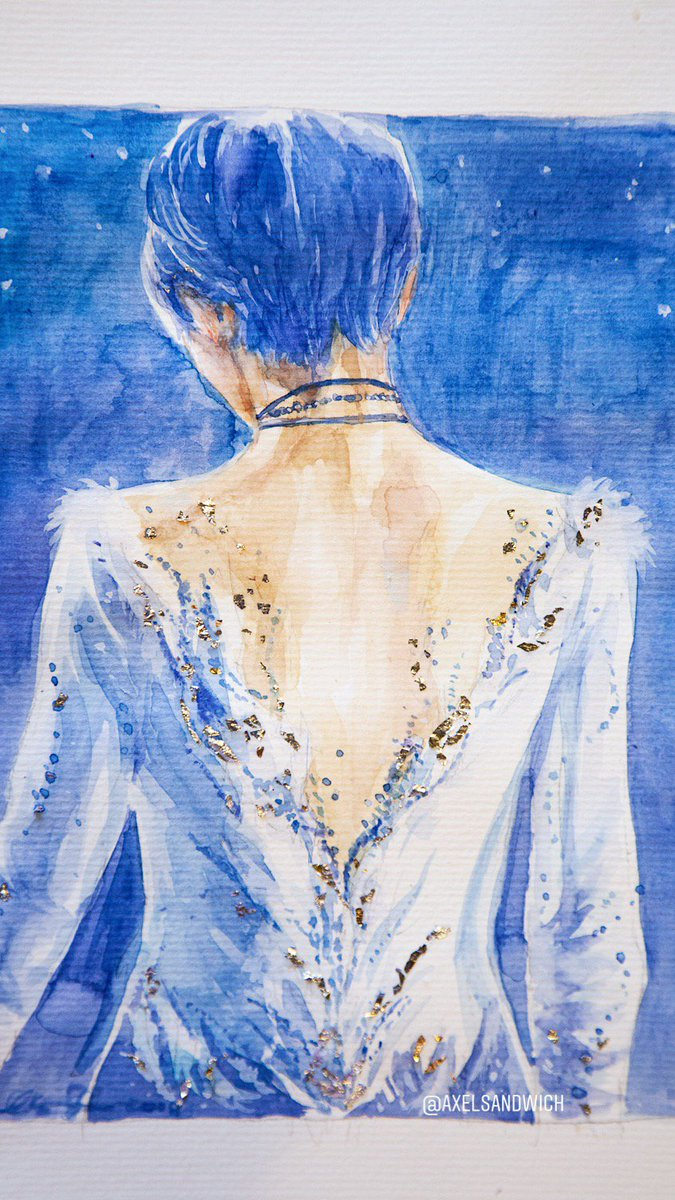 in the darkest night skies, you see the stars and lead the way - wishing for your health and happiness as always, miracle boy  #yuzuruhanyu #羽生結弦結弦<br>http://pic.twitter.com/er5BQZcN1U