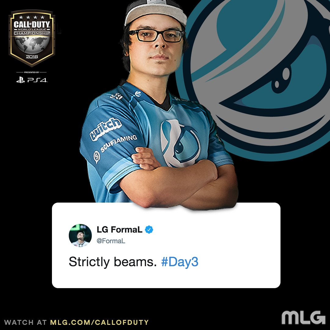 Beams.  https://t.co/pUVEvO1d6H // #CWLChamps https://t.co/KrnM5zQjyd
