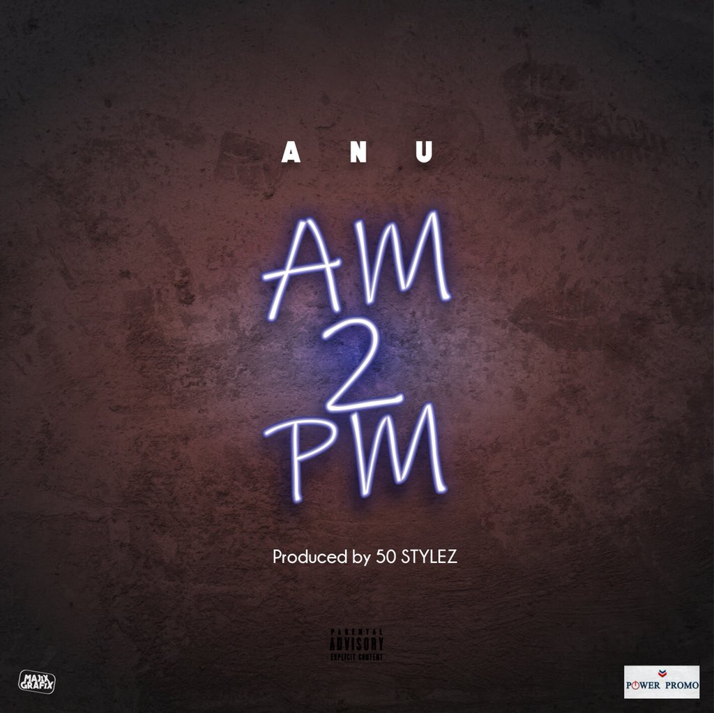 Anu came through with the track produced by 50 Stylez. We came through with the artwork<br>http://pic.twitter.com/jovSIdCkRz