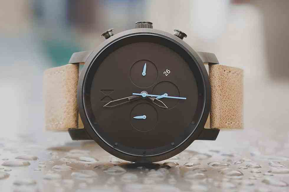 Movado Group acquires watch startup MVMT  https:// tcrn.ch/2L3sy7s  &nbsp;   by @johnbiggs<br>http://pic.twitter.com/32nnD57tUq