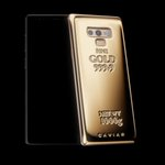 Image for the Tweet beginning: Caviar offers $60k Galaxy Note