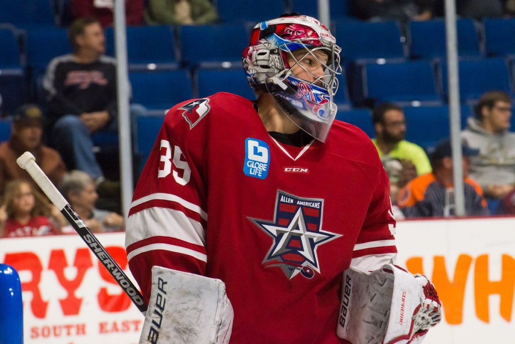 Complete Hockey News On Twitter The Allen Americans Have Re Signed