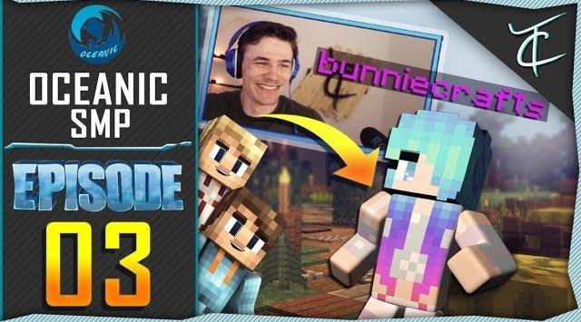 NEW NEIGHBOR + FACE CAM! | Minecraft Oceanic SMP Ep. 3  http:// youtu.be/LJgQNhm3EBY?a  &nbsp;  <br>http://pic.twitter.com/vZPJ8tarXj
