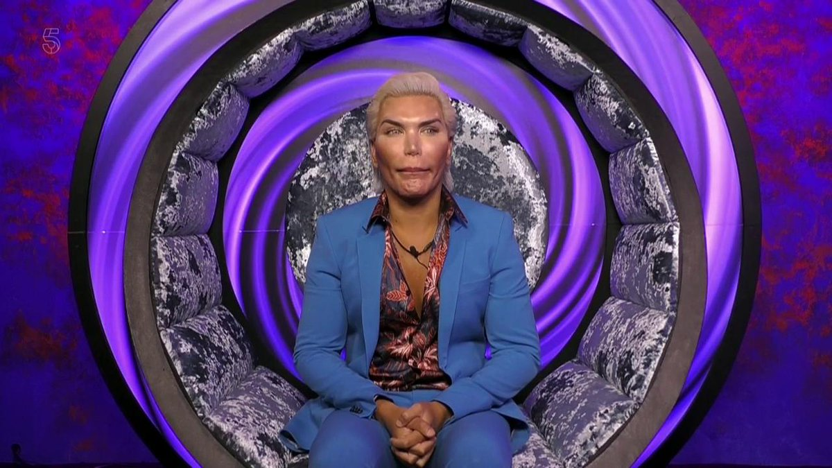 Big Brother does not tolerate the use of highly offensive, racially charged language in the House. Rodrigo has received a formal and final warning and if he uses such language again, he will be removed immediately. Rodrigo has apologised for his comments. #CBB
