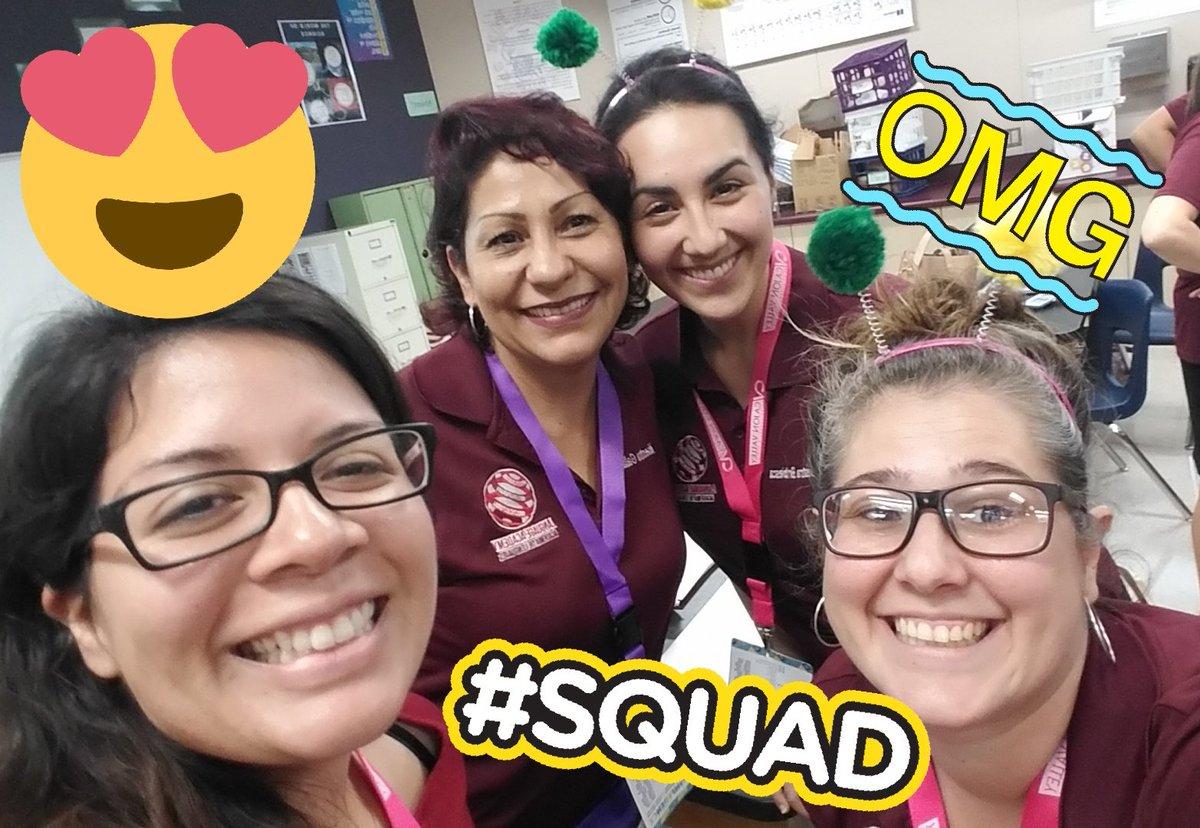 @BosLangAcademy @CajonValleyUSD @MissBribiesca @dvillanueva22 Introducing our amazing Lobo PUPS! PAOLA AND TERESA!!! YAYAYAYAY!!! #cvconference #lobolife #teachersinsummer #b2s2018<br>http://pic.twitter.com/lMLrXkPB91