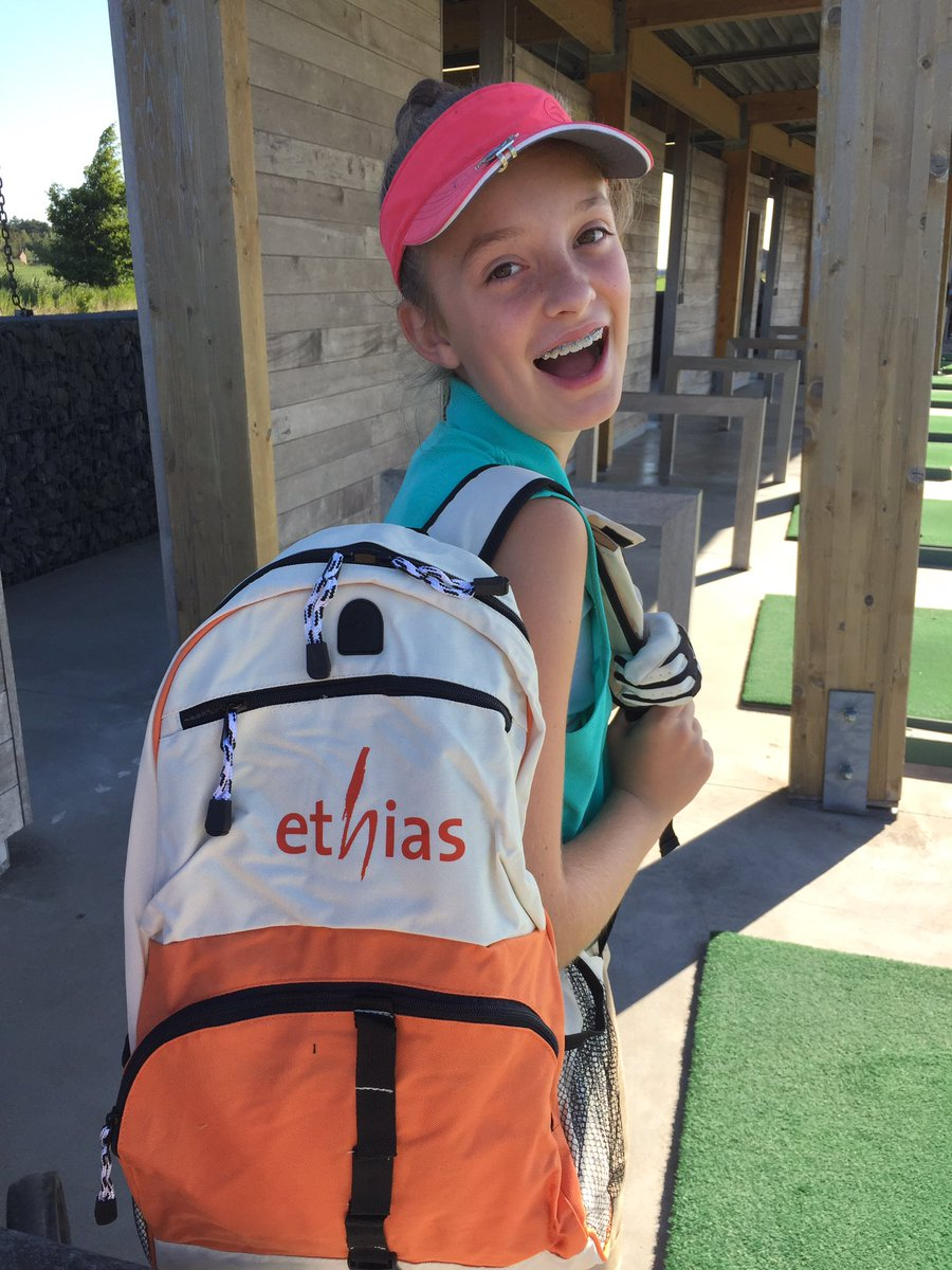 Super Shark Manon is klaar voor actie <strong>@GolfclubTerHille</strong> voor de Ethias Kids Tour. ⛳️🏌️♀️🏌#golfvlaanderen #terhille https://t.co/ckjaZ2FStX