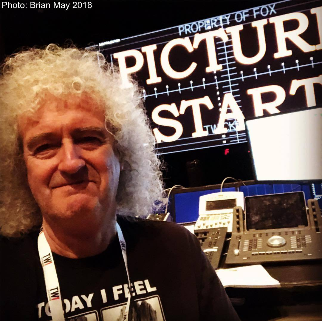 #NEWS   #BrianMay nell\