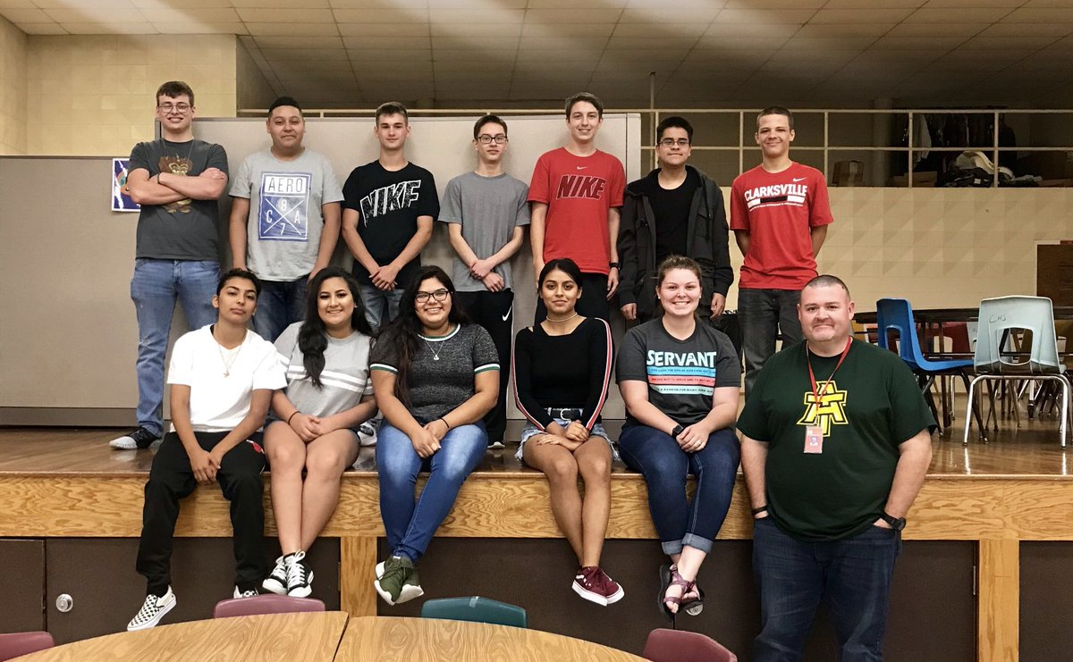 ATCC Clarksville Criminal Justice 2nd year students are ready for an awesome year!  #MyATCC #ATCC #LawEnforcement <br>http://pic.twitter.com/ocSqUDsGGF