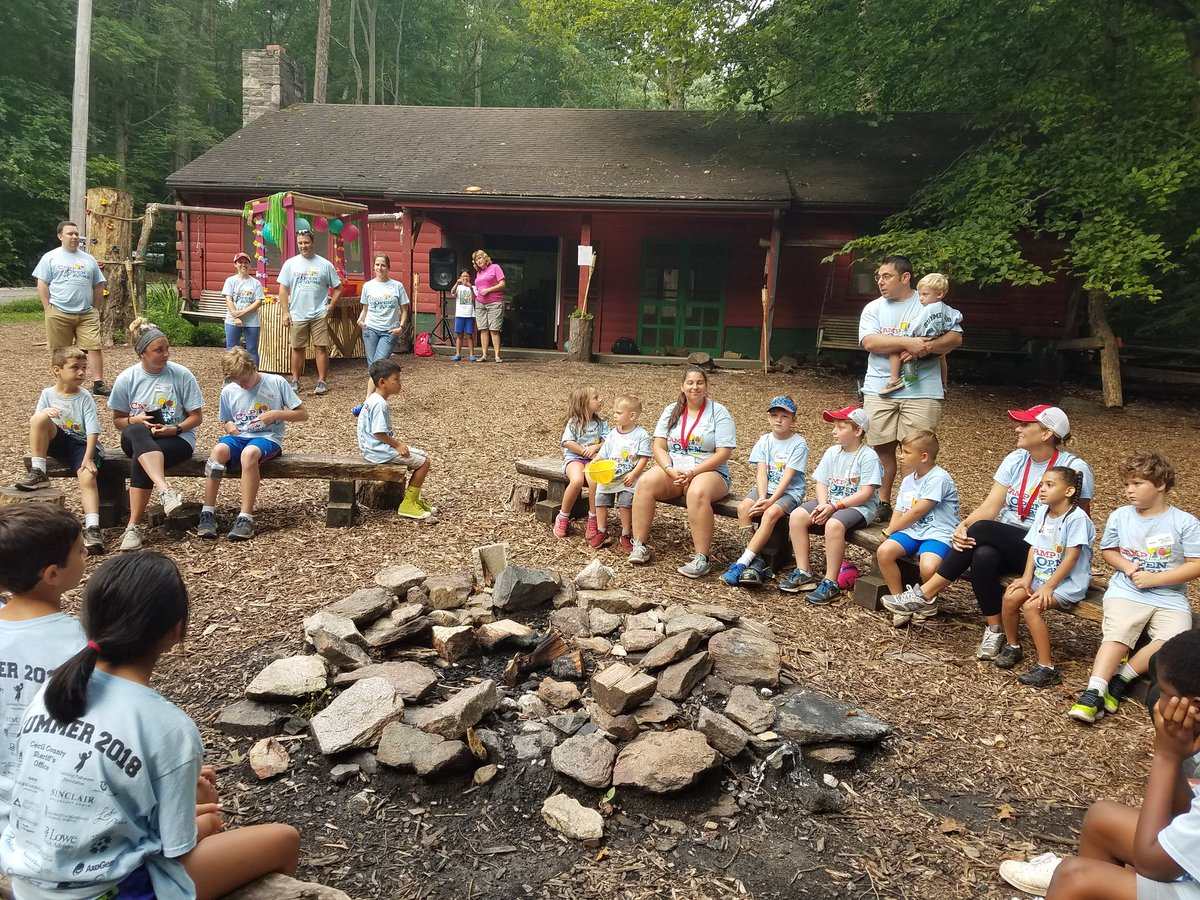 A pediatric orthopaedic surgeon at the University of Maryland Medical System is helping children at a special camp in Monkton. WJZ tonight! <br>http://pic.twitter.com/T6tTWaAqQa
