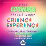 #CriançaEsperança Twitter Photo