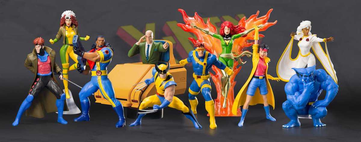 sooo... I may have just pre-ordered a lot of toys. Kotobukiya knows the way to my  and my wallet ... goodbye monies... #xmen #kotobukiya @Kotobukiya_EN    https:// youtu.be/IuAmyb4LX9s  &nbsp;  <br>http://pic.twitter.com/h0LtlpS2cW