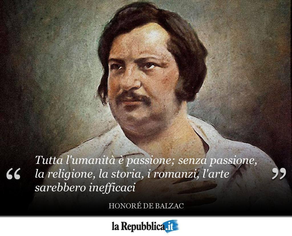 18 agosto 1850 - Muore il grande scrittore francese Honoré de Balzac #AccaddeOggi