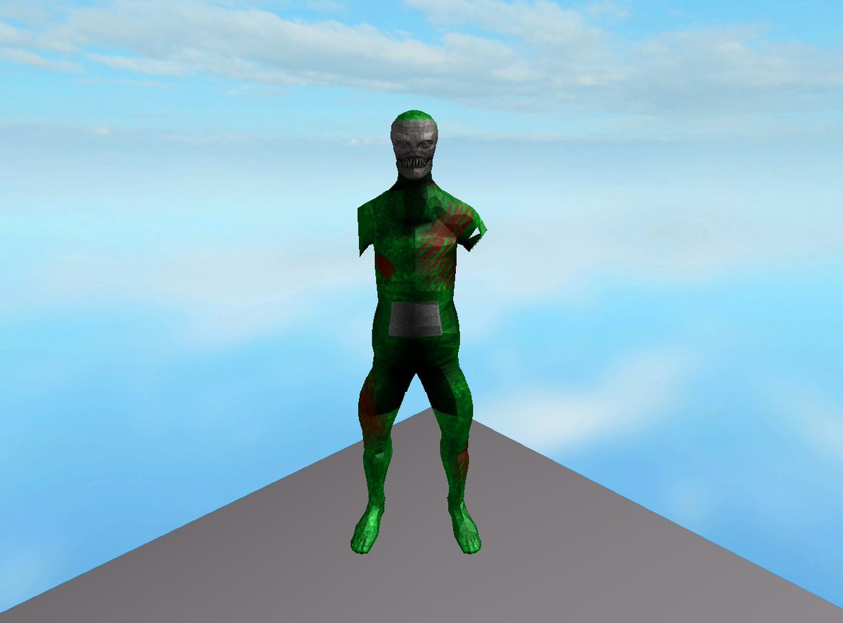 Roblox Character Limbs