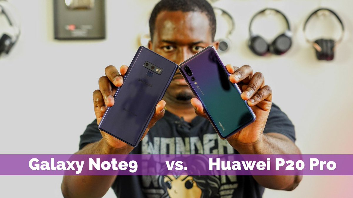 New Vid!  It is time to slug it out, between the cameras on the #GalaxyNote9 vs the #P20Pro. Now, this battle is a little different. Cause it&#39;s only going to focus on Lowlight photos.   So sit back and enjoy!   https://www. youtube.com/watch?v=Re7JHH JbltE &nbsp; …   RTs are appreciated<br>http://pic.twitter.com/V3kjOY6m9g