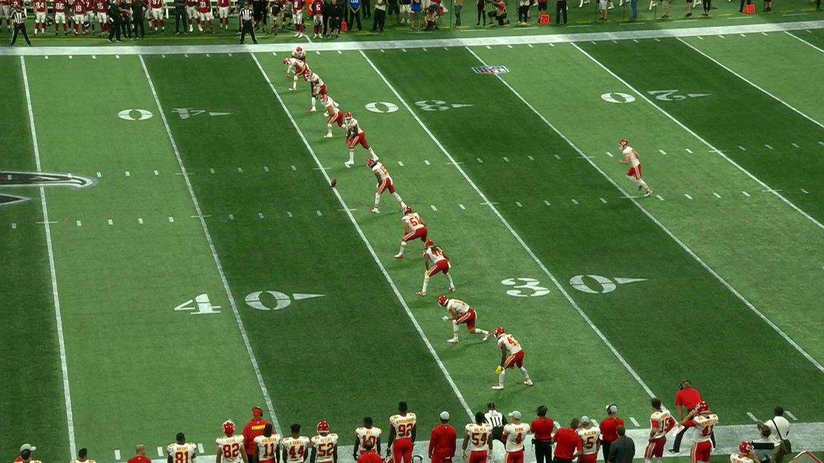 Calvin Ridley's first-ever NFL kick return 👀