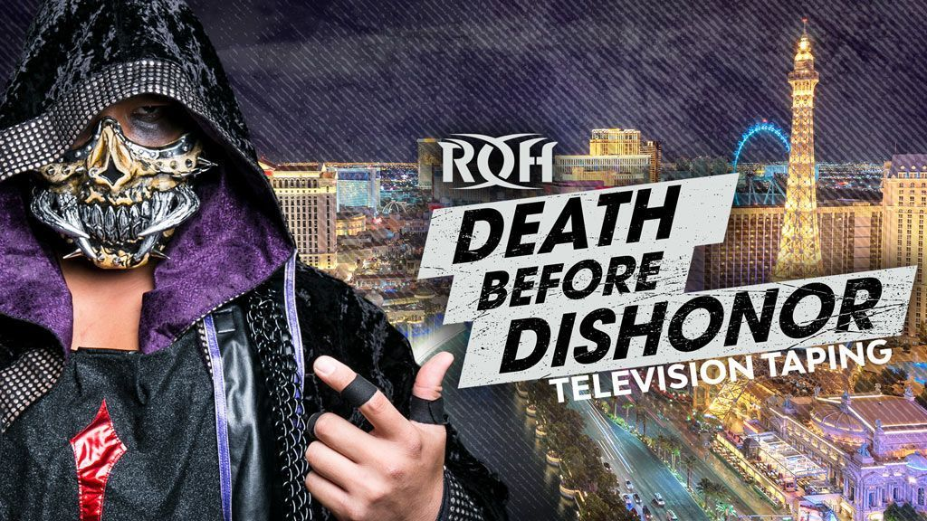 JUST ANNOUNCED: @151012EVIL returns to #ROH for the #ROHDBD TV Taping on Sat Sept 29!  Get your tickets now:  https:// buff.ly/2vgMPRQ  &nbsp;    @orleansarena in #ROHVegas Learn More:  https:// buff.ly/2vOQdU4  &nbsp;   / #ROHApp⠀<br>http://pic.twitter.com/ypYunQNsUu