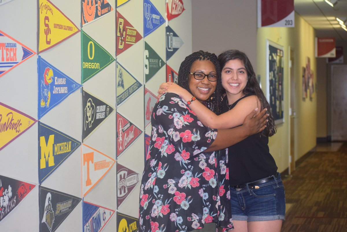 Earl Woods Scholars are connected with mentors as they begin their freshman year of college. Last Saturday many of our scholars met their mentors for the first time and got to know them a bit better at our annual summer social. #UnrelentingChampions #ReachMillions
