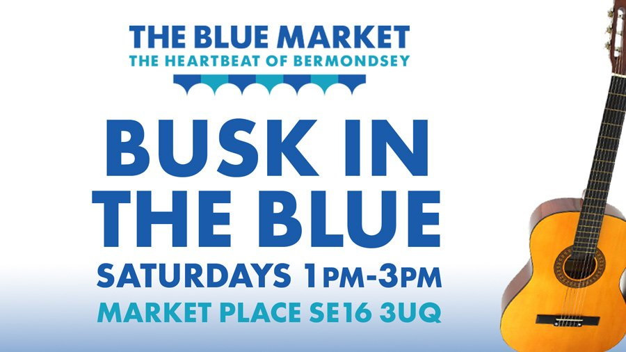 The Blue Market Bermondsey/Market Place SE16 3UQ on Twitter