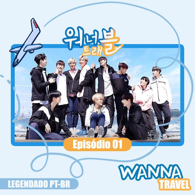 [#FANSUB] Wanna Travel Ep.01   https:// youtu.be/fHH0frcuEK8  &nbsp;  <br>http://pic.twitter.com/w7rkvVLWcY