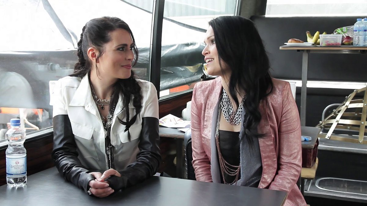 "Sharon den Adel Brasil on Twitter: ""Happy Birthday, @tarjaofficial ..."