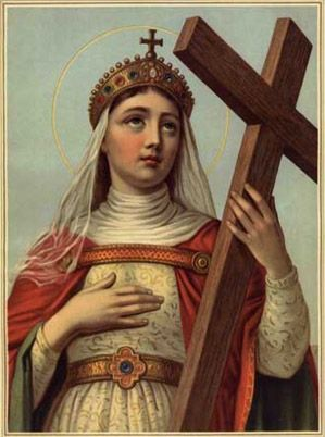 HAPPY FEASTDAY OF ST. HELENA:&quot;Holy and blessed St.Helena, with love and devotion You sought to find the Cross of Our Savior. I plead for Your intercession that I may have the same love and devotion to Jesus my Lord. Like You, may I accept the trials of life with patience and hope <br>http://pic.twitter.com/JK7DuqKerU