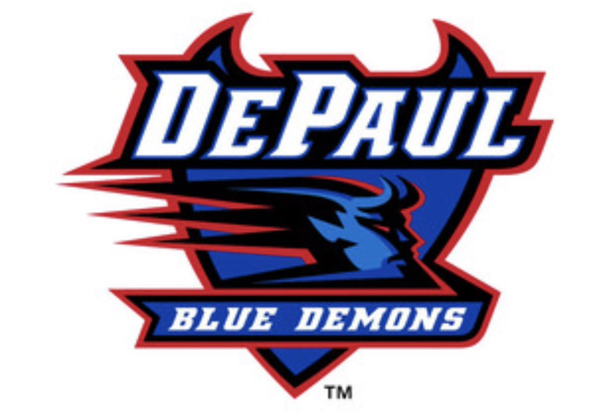 Blessed to receive an offer from DePaul University! #GoBlueDemons<br>http://pic.twitter.com/8wCljuBrpF